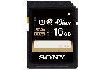 Sony 16GB SD, class 10