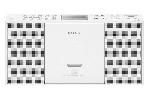 Sony ZS-PE60 CD/Radio Boombox, white