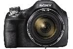 Sony Cyber Shot DSC-H400 black + Sony CP-V3 Portable power supply 3000mAh, white