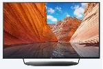 "Sony KD-43X82J 43"" 4K HDR TV BRAVIA , Direct LED, Processor X1™, Triluminos PRO, XR 400Hz, X-Balanced Speaker, Dolby Atmos, DVB-C / DVB-T/T2 / DVB-S/S2, USB, Android TV, Google TV, Voice remote RMF-TX520E, Black"