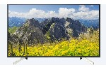 "Sony KD-43XF7596 43"" 4K HDR TV BRAVIA, Edge LED with Frame dimming, Processor 4K X-Reality PRO, Android TV 7.0, XR 400Hz, DVB-C / DVB-T/T2 / DVB-S/S2, Voice Remote, USB, Black"