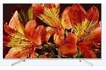 "Sony KD-49XF8577 49"" 4K HDR TV BRAVIA Triluminos, Edge LED with Frame dimming, Processor X1, Android TV 7.0, XR 1000Hz, DVB-C / DVB-T/T2 / DVB-S/S2, Voice Remote, USB, Silver"