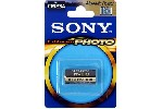 Sony CR123AB1A Photo battery 3V Lithium photo