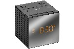 Sony ICF-C1T portable radio, black