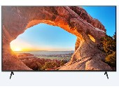 "Sony KD-43X85J 43"" 4K HDR TV BRAVIA , Direct LED, Processor X1, Triluminos PRO, XR 800Hz, X-Balanced Speaker, Dolby Atmos, DVB-C / DVB-T/T2 / DVB-S/S2, USB, Android TV, Google TV, Voice remote RMF-TX520E, Black"