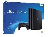Конзола Sony PlayStation 4 Pro 1TB, Черен